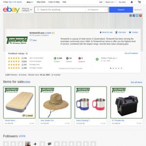 eBay Australia tentworld-aus