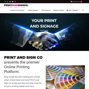 Print and Sign Co
