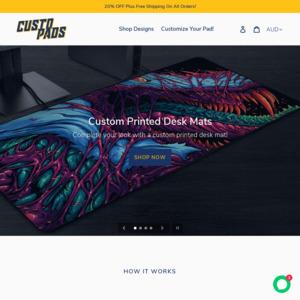 custopads.com