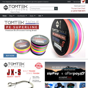 TomTEK Outdoors