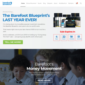 Barefoot investor blueprint 297 first year eofy offer save 100 barefootinvestor malvernweather Images