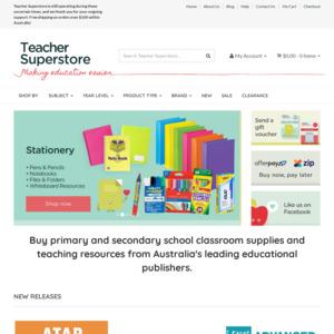 teachersuperstore.com.au
