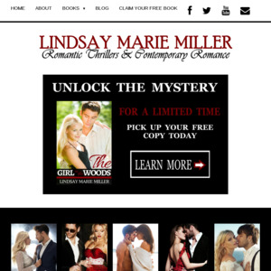 lindsaymariemillerauthor.com
