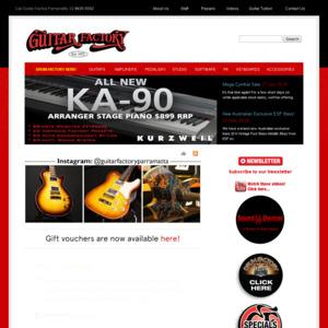 guitarfactory.com.au