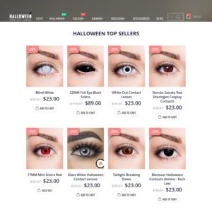 halloweencontactlenses.com.au