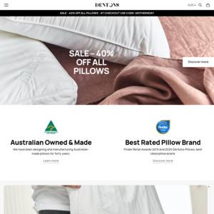 Dentons Pillows