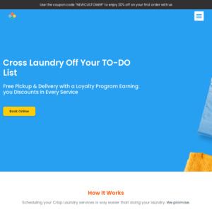 Crisp Laundry Services