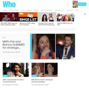 who.com.au