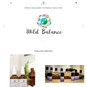 wildbalanceoils.com