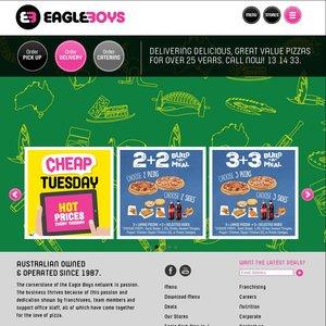 Eagle Boys Pizza