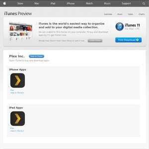 Freemium] Plex iOS App - Now Permanently Free with IAP - OzBargain