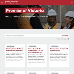 premier.vic.gov.au