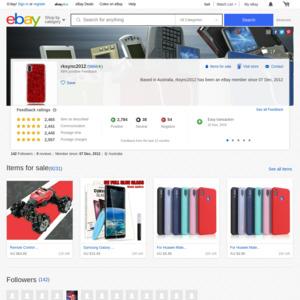 eBay Australia rksync2012