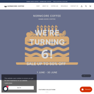 Normcore Coffee