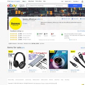 eBay Australia baseus_official_au