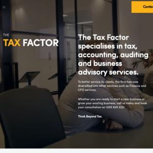 thetaxfactor.com.au