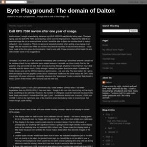 Byte Playground: The Domain of Dalton