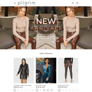 Pilgrim Clothing