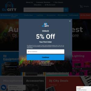 DJ City