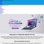 Treasure Hi-Tech PC