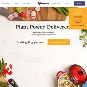 Freshara food delivery melbourne sydney 30 off first box freshara forumfinder Images