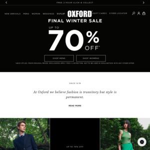 Oxford Shop