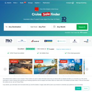 Cruise Sale Finder