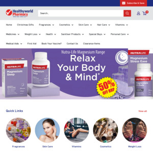 Healthy World Pharmacy