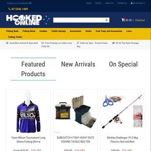 hookedonline.com.au