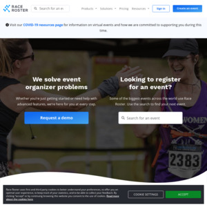 raceroster.com