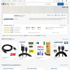eBay Australia ausphone