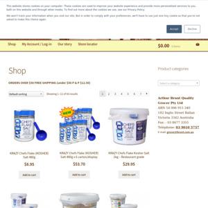 Arthur Brunt Quality Grocer Pty Ltd