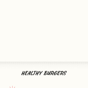 Up to 8 Free Burgers in October by Donating $20 or More to