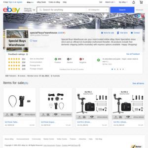 eBay Australia special*buys*warehouse