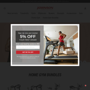 Johnson Fitness & Wellness