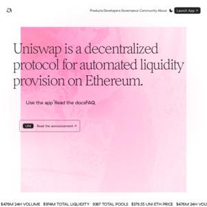 uniswap.org
