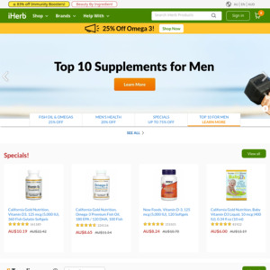 23% off Aromatherapy & Essential Oils at iHerb - OzBargain