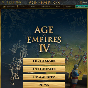 Win 1 of 20 Codes for Age of Empires: DE or Age of Empires
