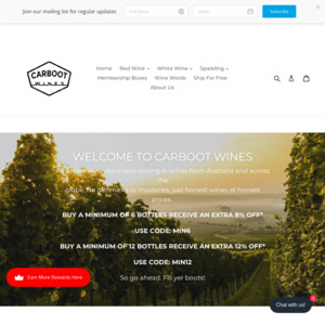 Carboot Wines