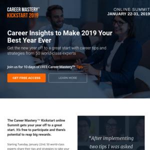 careermasterykickstart.com