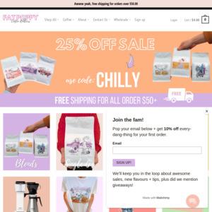 Fat Poppy Coffee Roasters