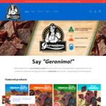 Geronimo Jerky