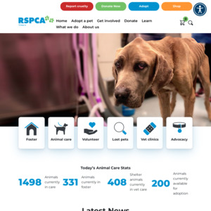 RSPCA Victoria: Deals, Coupons and Vouchers - OzBargain