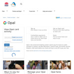 Opal Card - NSW Government