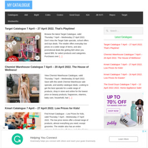 mycatalogue.info
