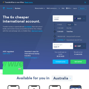 Wise (Formerly Transferwise)