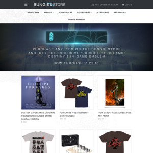 Bungie Store: Deals, Coupons and Vouchers - OzBargain