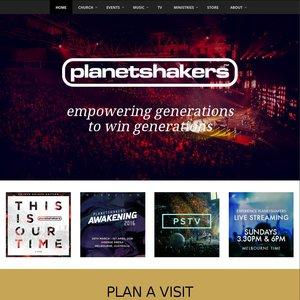 planetshakers.com