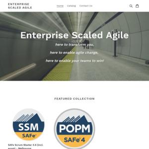 Enterprise Scale Agile