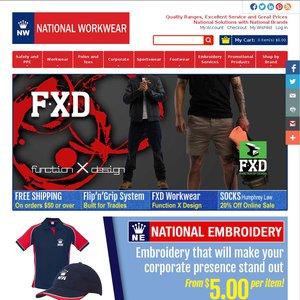 National Workwear